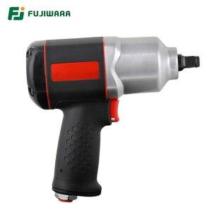Image 3 - FUJIWARA Air Pneumatic Wrench 900N.M Industrial Grade High Torque Impact Power Tools