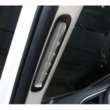 Автомобильные аксессуары из нержавеющей стали для mazda 3 axela