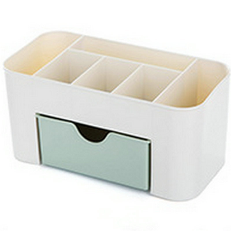 Daily Use Department Storage Dustproof Storage Box Simple Fresh Drawer Storage Box GIRL'S Cosmetic Storage Box