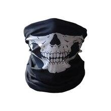 Masque buccal pour hommes et femmes adultes, équitation en plein air, Ski de vélo, crâne, couverture faciale, écharpe à utiliser, cache-cou, lavable, réutilisable, Non tissé