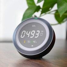 Habotest PTH-5 analisador de gás monitor de qualidade do ar co2 medidor alta precisão detector monóxido carbono com temperatura e umidade
