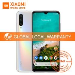 Versão Global Xiao mi mi A3 4GB 64GB Smartphones Snapdragon CC 9e 665 Octa Core 6.088