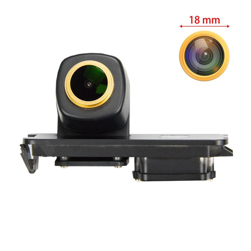 Hd 1280x720p invertendo câmera de backup de visão traseira para vw eos, golf v mk5, passat b7 cc, vw golf vi mk6