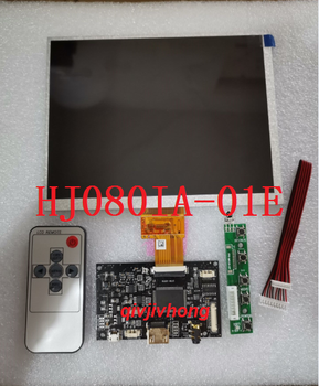 8 zoll 1024*768 IPS LCD screen 40pins lvds tablet HJ080IA-01E mit HDMI Control Fahrer Bord Audio Für raspberry pi 3B 2 1