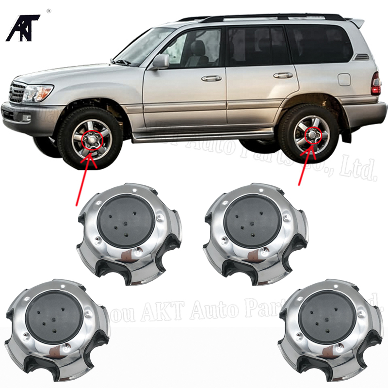 """Tundra Letter  4Runner 6 Lugs 15"""" and 16"""" Rim 1x PC wheel center cap for Tacoma"""