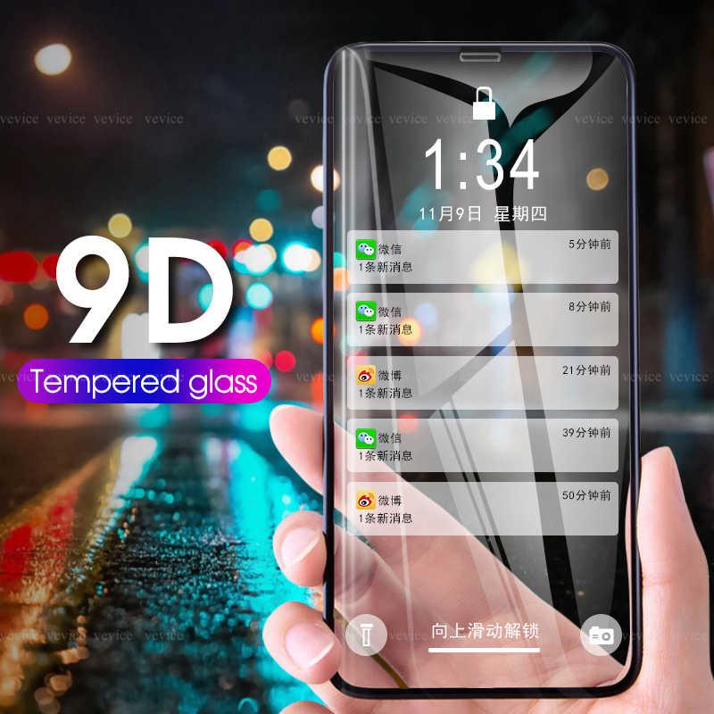 9D ochronne Anti-Shock ekrany ochronne dla iPhone 11 X XS Max XR 7 8 6 6S Plus dla iPhone 6 7 8 11Pro max