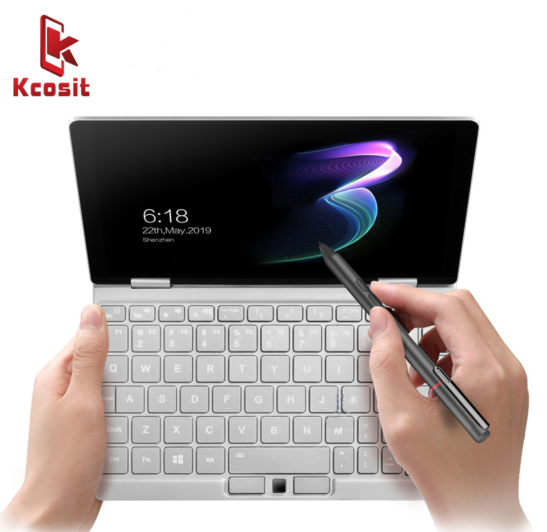 Original One Mix 3 Laptop Computer Mini PC Tablet Windows 10 Intel Core M3-8100Y Fingerprint Reader 8.4