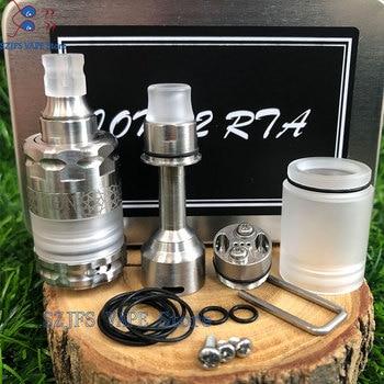 цена на Coppervape ION V2 RTA Rebuildable Tank Atomizer vape tank Electronic cigarette 4ml vs Vapor Giant V6S RTA thc rta kylin m v2 rda