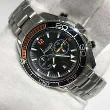 цена Top Mechanical Automatic AAA Watch Mens Watches Luxury Brand Ceramic Bezel Wristwatch Automatic Watch онлайн в 2017 году