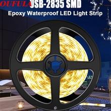 DLMH LED Strip With DIY Waterproof USB Interface Highlight Soft TV Decorative Light Strip