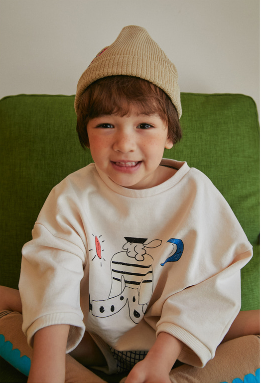 Kids Sweatshirt Korean Brand 2021 New Autumn Boys T-shirts Baby Girls Clothes Cotton Soft Tee Tops Shirt Children Sweatshirts 3