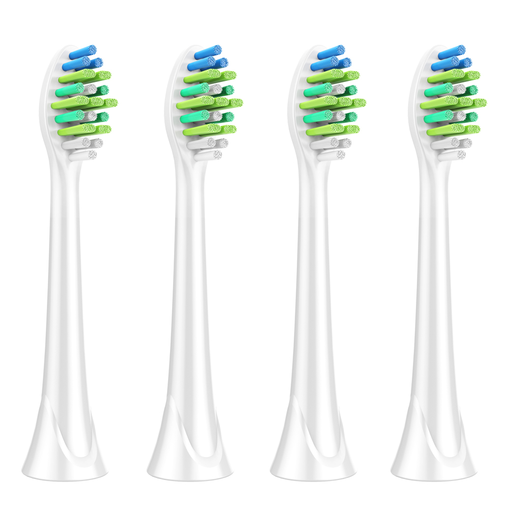 Toothbrush Reaplacement Heads For Philips Sonicare Toothbrush Heads Fit  DiamondClean 2 Series  3Series HX9312 HX6211 HX6610