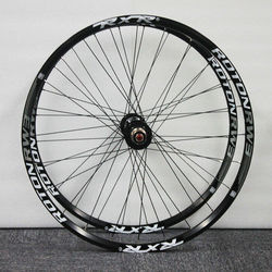 RXR 26 27.5 29In zestaw kół rowerowych MTB 7-11 zestawy kół prędkości aluminiowe koła do roweru górskiego przednie tylne obręcze do Shimano SRAM Casstte