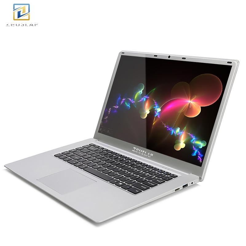 New 15.6inch Laptop 1920X108P IPS Screen Intel E8000 4GB Ram 64GB Rom Windows 10 System Fast Boot Netbook  Notebook Computer