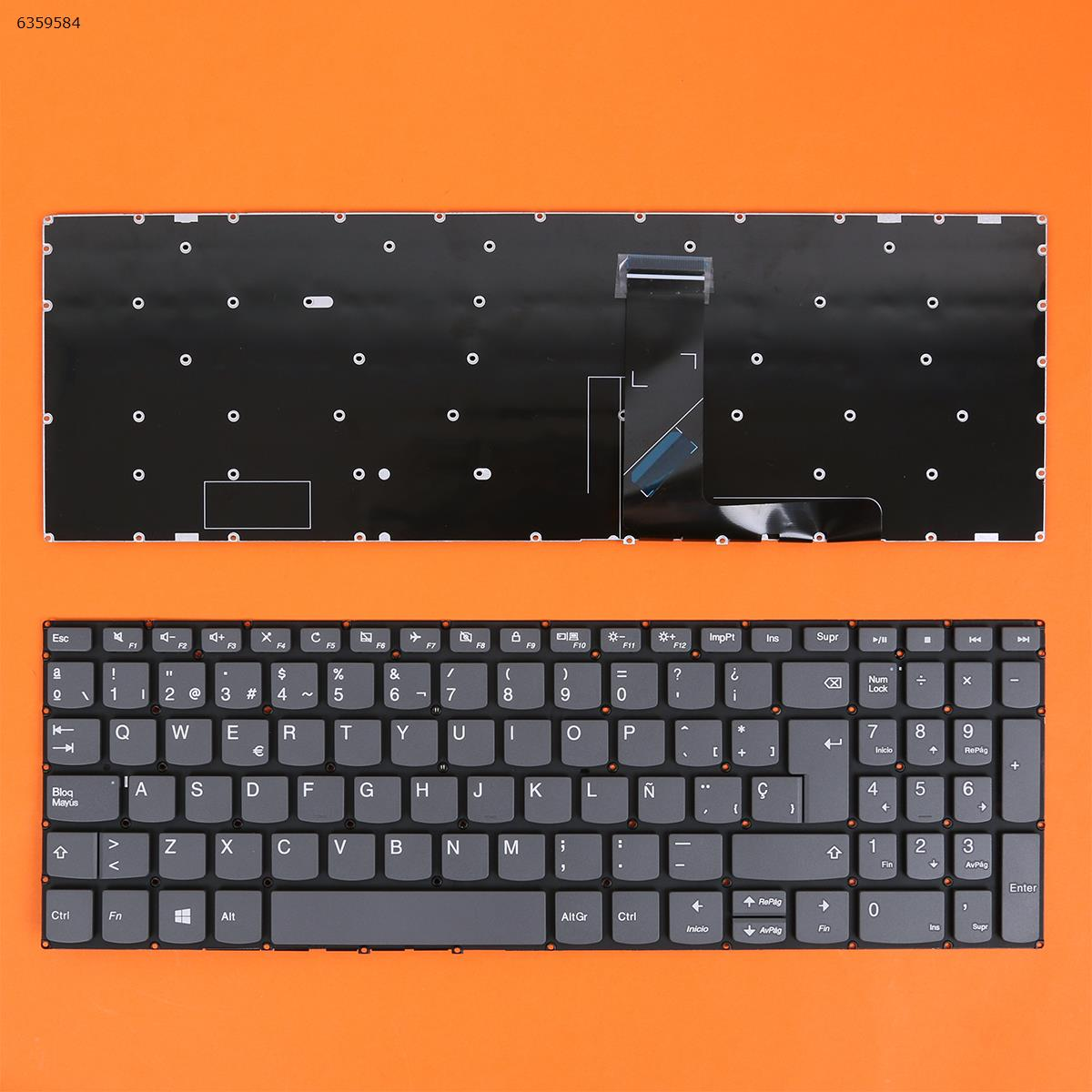 SP раскладка для испанского языка новая Замена клавиатура для ноутбука Lenovo Ideapad 330-15IKB 330-17IKB V330-15ISK V330-15IKB S340-15IIL ноутбук