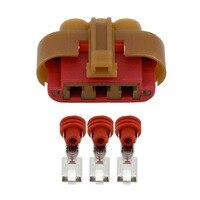 3 핀 커넥터 방수 자켓 자동차 플러그 터미널 DJ7032YA-4.8-21 3p와 자동차 커넥터