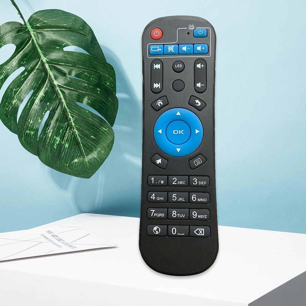 Vervanging ForMXQ-4K Mxq H96 Pro T9 X96 Mini T95Z Plus Smart Tv Box Afstandsbediening Controller