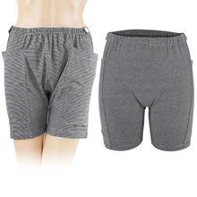 Нижнее белье для мужчин и женщин, для недержания мочи, штаны с двойным карманом, Женский гигиенический продукт, уход за здоровьем