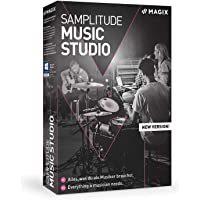 Samplitude Music Studio 2021-