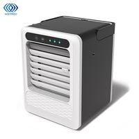 Portable Air Conditioner 3 Gear Mini USB Air Cooler Fan Cooling Humidifier Home Room Air Conditioning Quick & Easy Way to Cool Air Conditioners     -