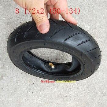 Высокая производительность 8 1/2X2 (50-134) шины 8,5 дюймов детская коляска тачка электрический скутер шины внутренняя труба 8 1/2*2