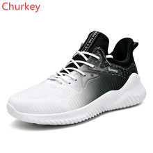 Men Shoes Fashion 2019 Sports Casual Breathable Outdoor Mesh Comfortable Running Hiking Sneakers
