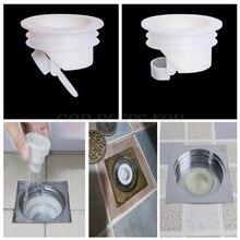 Новая пробка фильтра для ванной и душа, сифон для раковины, фильтр для слива воды для ванной комнаты, дезодорант для предотвращения запаха насекомых