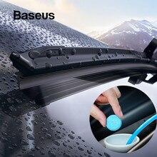 Baseus 12 шт., Одноцветный очиститель для лобового стекла автомобиля, одноцветная шайба стеклоочистителя, автомобильная очистка окон, изящные аксессуары для автомобиля