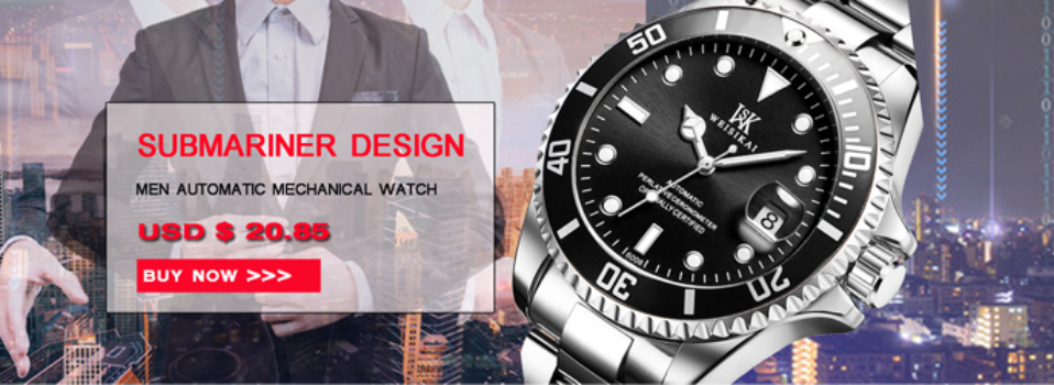 Gold Watch Masculino Luxury 1