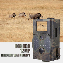 цена на HC300A Hunting Camera 1080P 12MP Infrared Cameras Wireless Wildlife Trail Camera Surveillance Basic Scouting Tracking