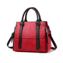 Luxury Handbags For Women Fashion Large Capacity Handbag Trend Single Shoulder Messenger Bag PU Leather Personality Women Bag недорого