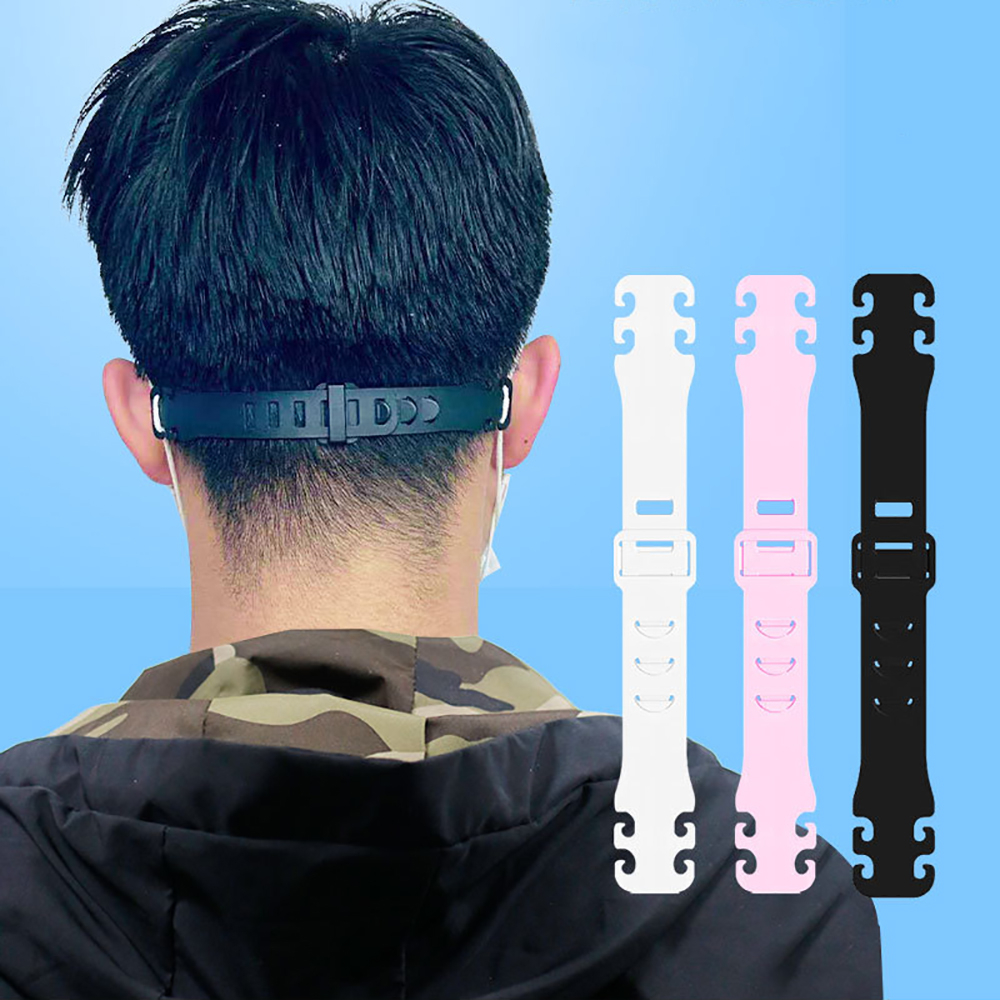 Ear Protection Artifact Adjustable Buckle Anti-leak Prevention Ear Pain Mask Hook Adjustment Strap