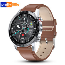 PPL16 Smart Uhr Männer 1,3 zoll 360*360 HD Full touch bildschirm Smartwatch EKG PPG IP68 Wasserdichte Fitness Sport watchs(China)