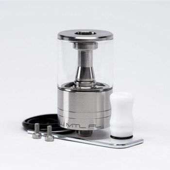 New Dvarw MTL FL RTA Atomizer 2ml 3.5ml 5ML capacity 22mm 316 Stainless Steel Electronic cigarette atomizer