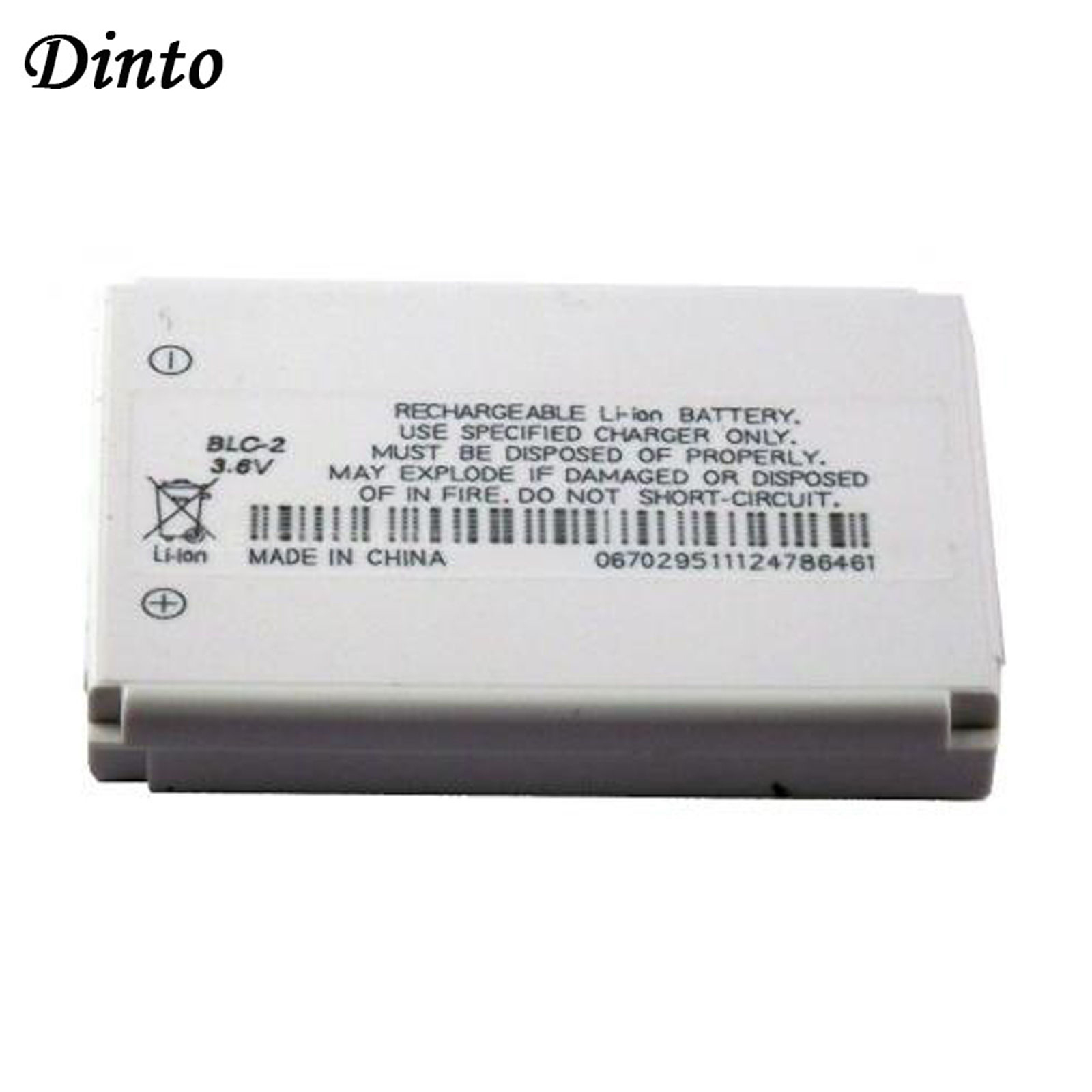 High Quality 3.6V 1200mAh BLC-2 BLC2 BLC 2 Batteries Replacement Mobile Phone Battery For Nokia 3310 3330 3410 3510 3315 3350