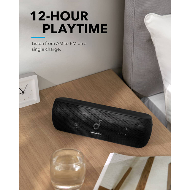 Anker Soundcore Motion+ Bluetooth Speaker with Hi-Res 30W Audio 5