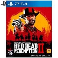 Игра для Sony PlayStation 4 Red Dead Redemption 2(русские субтитры
