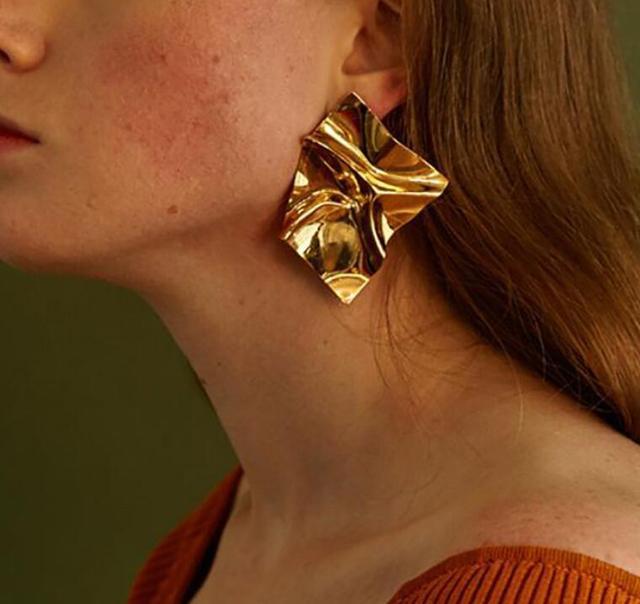 Boucles d'oreilles géométrique 5