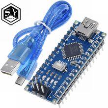 Usb-Driver Controller ATMEGA328 Nano The-Bootloader Mini-Usb CH340 For Arduino with 1PCS