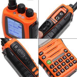 Image 5 - Wouxun KG UV9D メイト 7 バンド/エアバンド 10 ワット powerfrul 3200 mahcross リピータアマチュアアップグレード KG UV9D プラスアマチュア無線トランシーバー