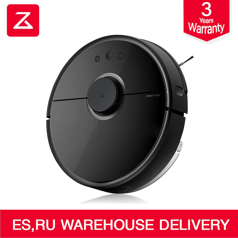 2020 Roborock Vacuum Cleaner 2 Wet And Dry S50 S55 Xiaomi Robot Mopping Sweeping Dust Sterilize Smart Planned Wash Gshopper