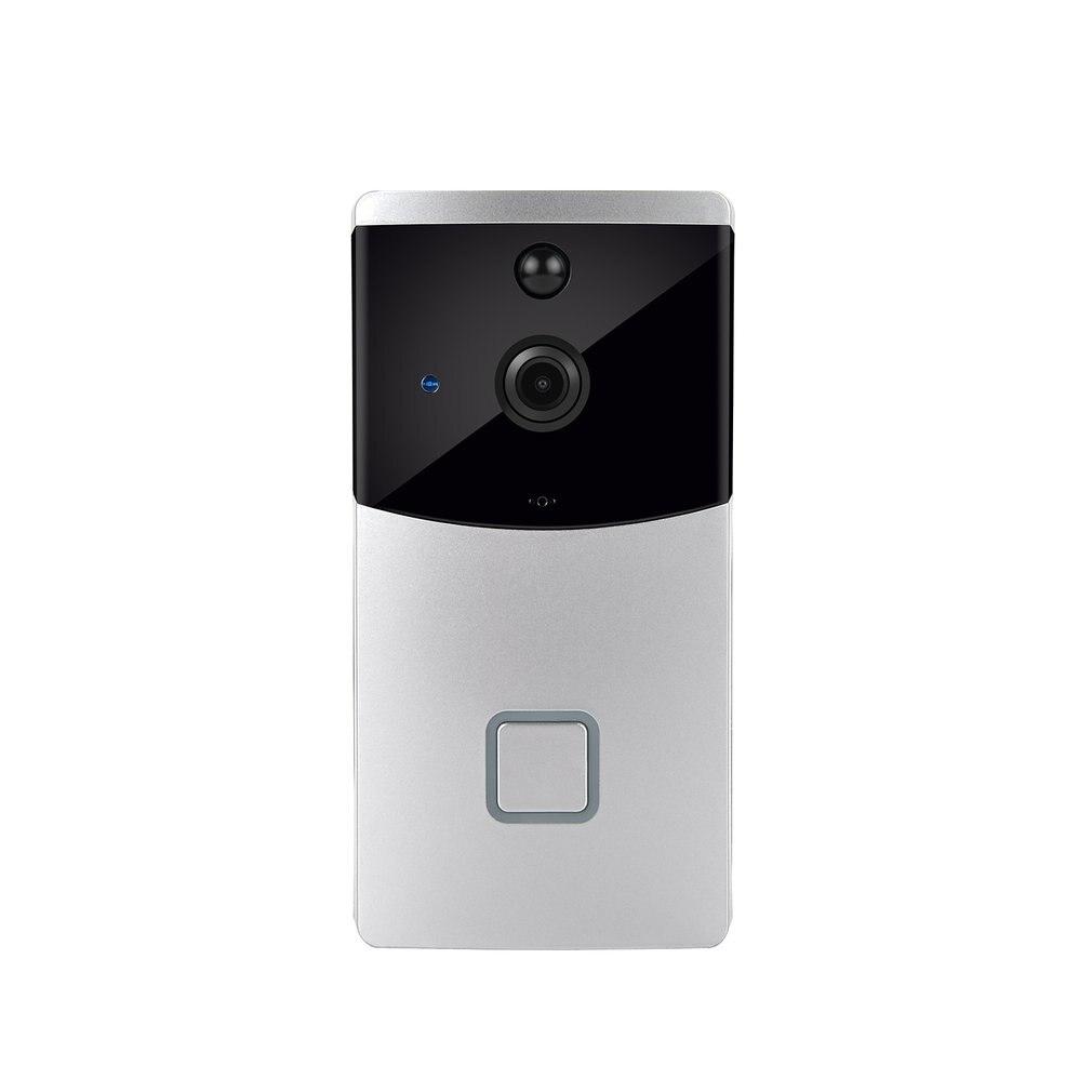 Home Alarm Smart Wifi Video Doorbell Wireless Video Intercom Doorbell Mobile Phone Remote Video