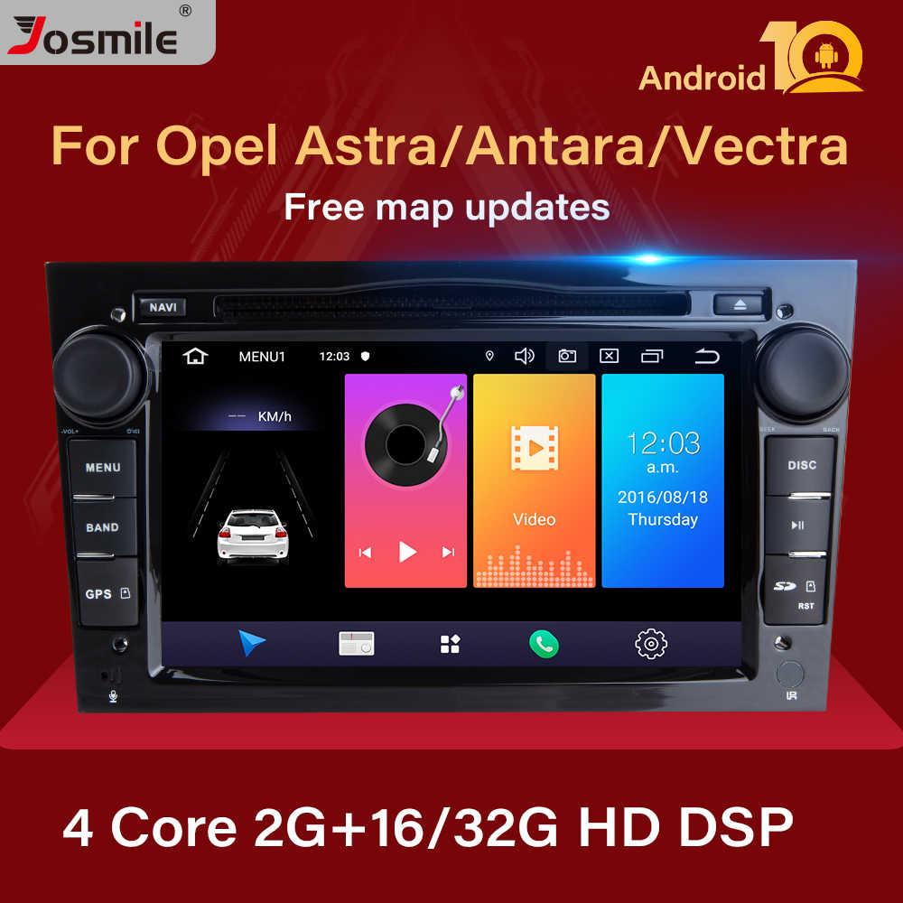 2 Din Android 10 車 DVD プレーヤーオペルベクトラ C ザフィーラ B コルサ D C アストラ H グラム J meriva で Vivaro マルチメディア GPS ナビゲーションラジオ