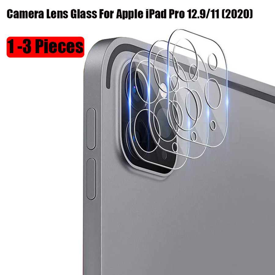 Back Camera Lens Clear Tempered Glass For Apple IPad Pro 11 2020 Screen Protector Protective Film For Apple IPad Pro 12.9 2020