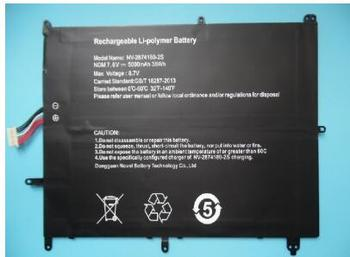 News laptop Battery for Jumper Ezbook x4 NV-2874180-2S Smart E17 mt133 Smartbook 133S EZBOOK X4