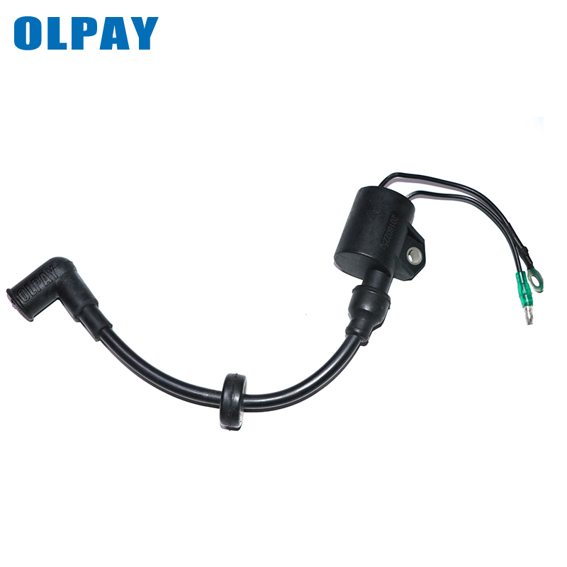 Ignition Coil For Yamaha 61N-85570-00,Ignition Coil Assy For Hidea 2 Stroke 30HP Boat Engine
