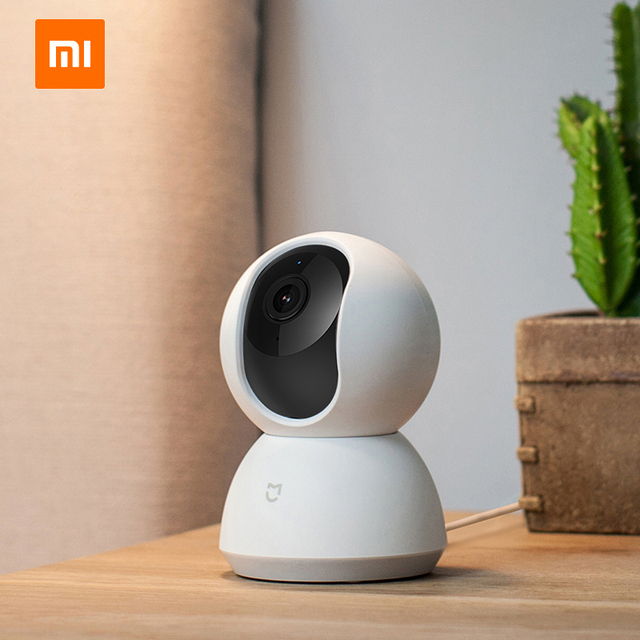 Xiaomi Mijia Mi 1080P IP Smart Camera 360 Angle Wireless WiFi Night Vision in Accra-Ghana 2