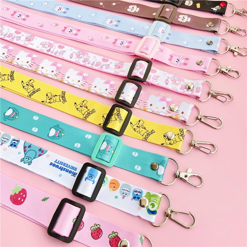 120cm Bag Handle Bag Strap For Women Removable DIY Shoulder Rainbow Handbag Accessories Cross Body Messenger Nylon Bag Straps