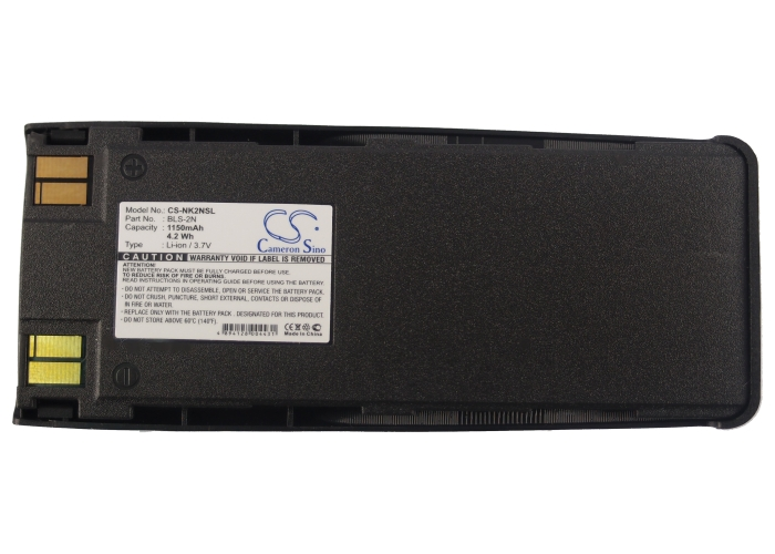 Cameron Sino 1150mAh Battery for <font><b>Nokia</b></font> 5110 6110 6150 6210 6210i <font><b>6310</b></font> 6310i 7100 7110 1260 1260i 1261 3285 5110 5120 5165 5180 image