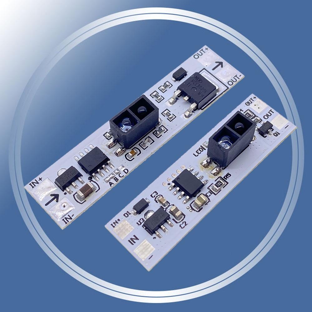 XK-GK-4010A DC 5в-24в Датчик сканирования короткого расстояния сенсор сканирования руки модуль переключения 36 Вт 3а постоянное напряжение для авто...